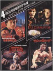 Martial Arts Collection: 4 Film Favorites [2 Discs] (DVD) (Eng/Fre)