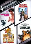 Urban Action Collection: 4 Film Favorites [2 Discs] (dvd) 9677558