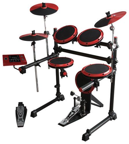 ddrum - 100 Series Drum Set - Black