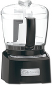 Cuisinart - Elite Collection 4-Cup Food Processor - Black