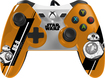 Power A - Star Wars: The Force Awakens Bb-8 Wired Controller For Xbox One - Orange/gray/black/white 9679121