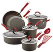 Click here for Rachael Ray - Cucina 12-piece Cookware Set - Gray/... prices