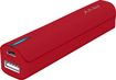 PNY - PowerPack T2600 Rechargeable External Battery - Red