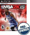 NBA 2K15 - PRE-OWNED - PlayStation 3