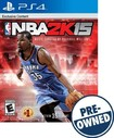 NBA 2K15 - PRE-OWNED - PlayStation 4
