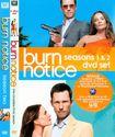 Burn Notice: Season 1 & 2 Set [8 Discs] (dvd) 9693786