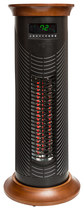 Lifesmart - LifePro Infrared Tower Heater - Brown/Black