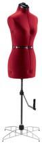 Singer - Dress Form - Red