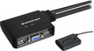IOGEAR - 2-Port USB KVM Switch - Black