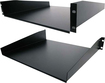 Startech - Server Rack Cabinet Shelf - Black