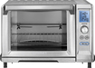 Cuisinart - 0.8 Cu. Ft. Toaster Oven - Silver
