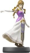 amiibo Figure (Zelda) - Nintendo Wii U