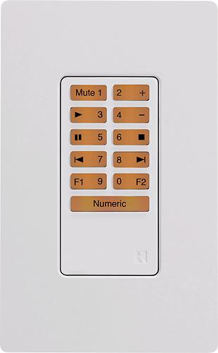 Russound - Source Control Keypad