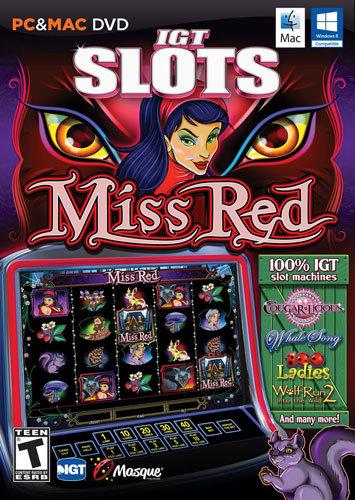 IGT Slots: Miss Red - Windows Mac