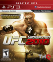UFC Undisputed 2010 Greatest Hits - PlayStation 3