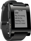 Pebble - Smartwatch for Select Apple® and Android Devices - Black