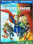 Justic League: Crisis on Two Earths [2 Discs/Blu-ray] (Blu-ray Disc) (Enhanced Widescreen for 16x9 TV) (Eng)