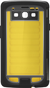 OtterBox - Armor Series for Samsung Galaxy S III Cell Phones (AT&T, Verizon Wireless, Sprint) - Black/Yellow