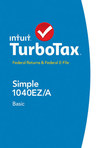 TurboTax Basic Federal + E-File 2014 (Simple 1040 EZ/A) - Mac|Windows