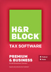 Tax Software Premium & Business Federal and State - Windows