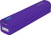 PNY - PowerPack T2600 Rechargeable External Battery - Violet