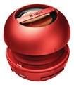 X-Mini - KAI 2 Bluetooth Speaker - Red