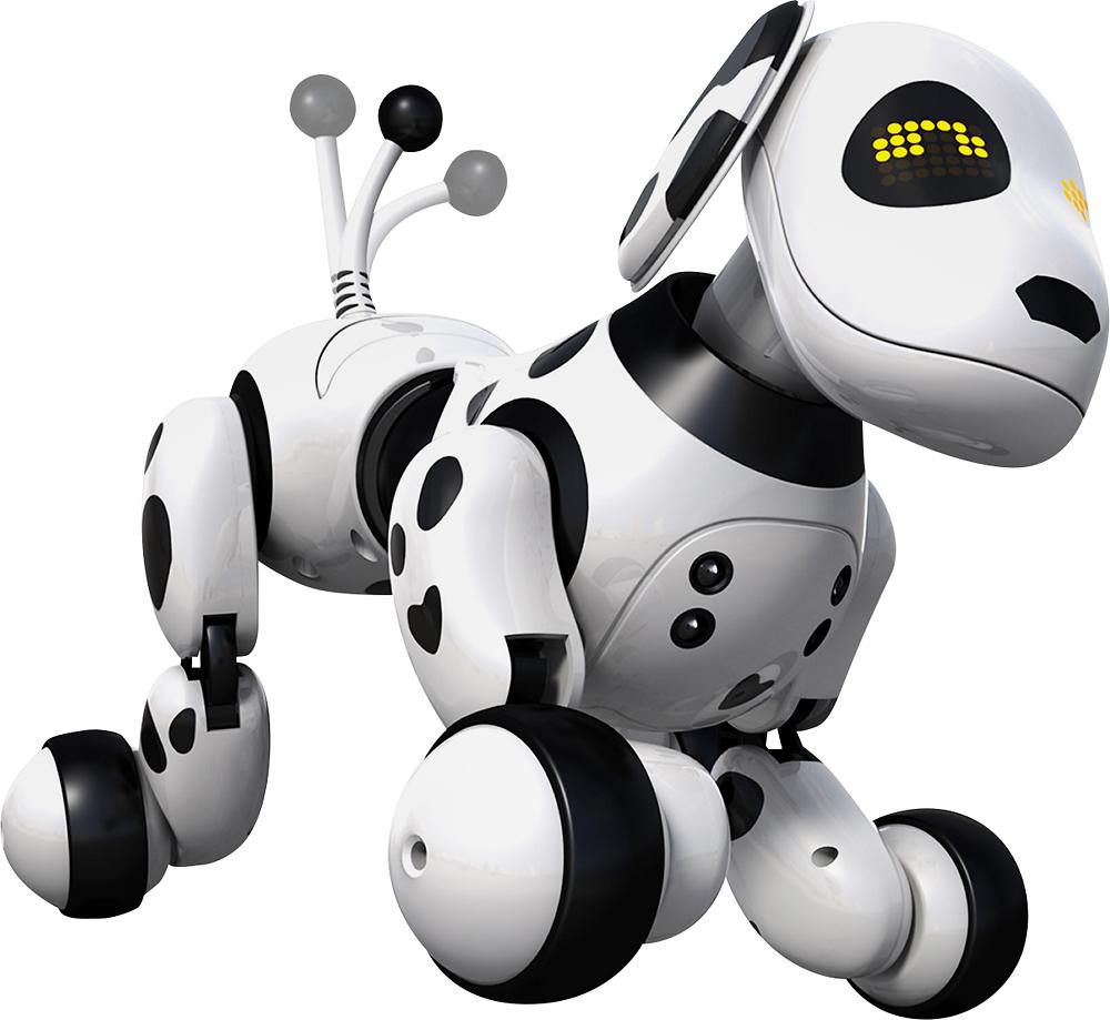 Zoomer - 2.0 Dalmatian - White/Black