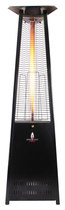 Lava Heat - Lite KD Outdoor Heater - Black