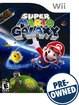 Super Mario Galaxy — PRE-OWNED - Nintendo Wii