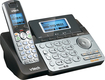VTech - DS6151 Dect 6.0 Expandable Cordless Phone with Digital Answering System - Black