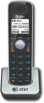 AT&T - DECT 6.0 Cordless Expansion Handset for AT&T TL86109 Expandable Phone Systems - Multi