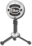 Blue Microphones - Snowball USB Microphone - Silver