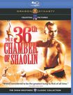 The 36th Chamber Of Shaolin [blu-ray] 9739024