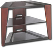 "Insignia™ - TV Stand for Flat-Panel TVs Up to 42"" - Walnut"