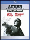Dirty Harry/Magnum Force (Blu-ray Disc) (2 Disc) (Enhanced Widescreen for 16x9 TV) (Eng/Fre/Spa)