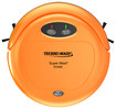 Techko Maid - Super Maid Robotic Vacuum - Orange