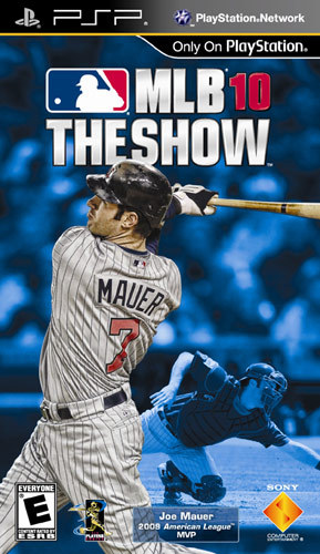 MLB 10: The Show - PSP Game