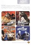 Tcm Greatest Classic Films Collection: Sci-fi Adventures [2 Discs] (dvd) 9749676