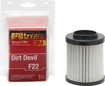 3M - Dirt Devil F22 Filter - White