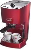 Gaggia - Color Espresso Maker - Red