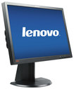 "Lenovo - ThinkVision 24"" LED HD Monitor - Black"