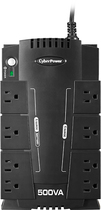 CyberPower - 500VA Battery Back-Up System