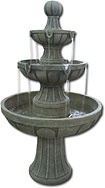 Bond - Napa Valley Water Fountain - Concrete