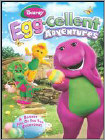 Barney: Egg-cellent Adventures (DVD) (Eng/Spa) 2010