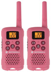 Motorola - Talkabout 16-Mile 22-Channel FRS 2-Way Radios (Pair) - Pink