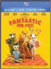 Fantastic Mr. Fox (Blu-ray Disc) (3 Disc) 2009