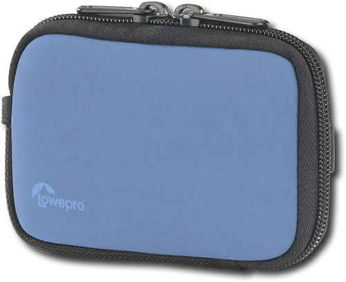 Lowepro - Sausalito 20 Camera Case - Blue/Black
