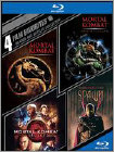 4 Film Favorites: Blades & Battles Collection (Blu-ray Disc)