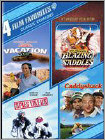 4 Film Favorites: Classic Comedies [4 Discs] (DVD) (Eng/Spa)