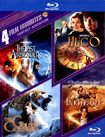 Fantasy Adventure: 4 Film Favorites [4 Discs] [blu-ray] 9775202
